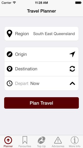Queensland Travel Buddy