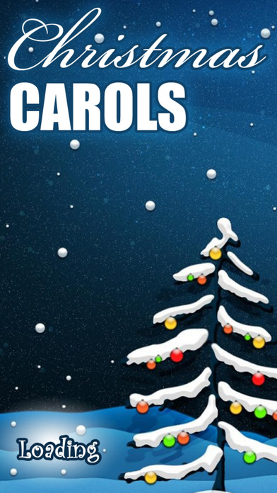 A Collection of Christmas Carols iPhone Screenshot 1