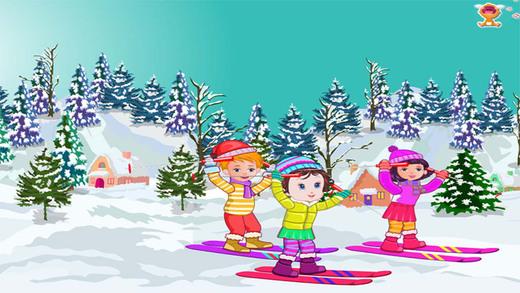 Baby Winter Fun
