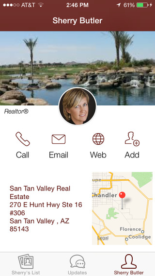 Sherry Butler - San Tan Valley Real Estate