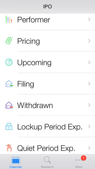 IPO Calendar Free: Initial Public Offering Stock Information Center with Real Time Quote News Chart