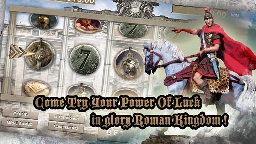 Ancient Caesar Roman Slots PRO