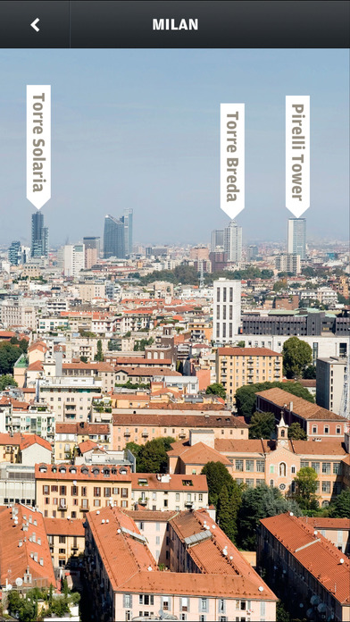 Milan: Wallpaper* City Guide iPhone Screenshot 1
