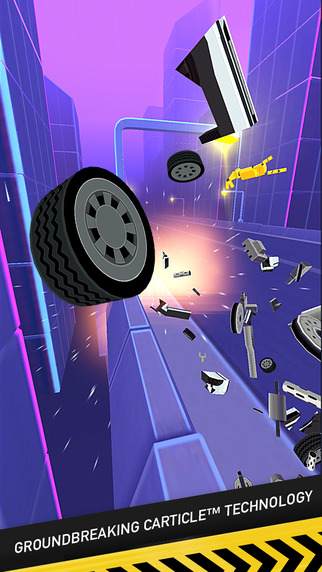 Thumb Drift - Furious One Touch Car Racing Screenshots