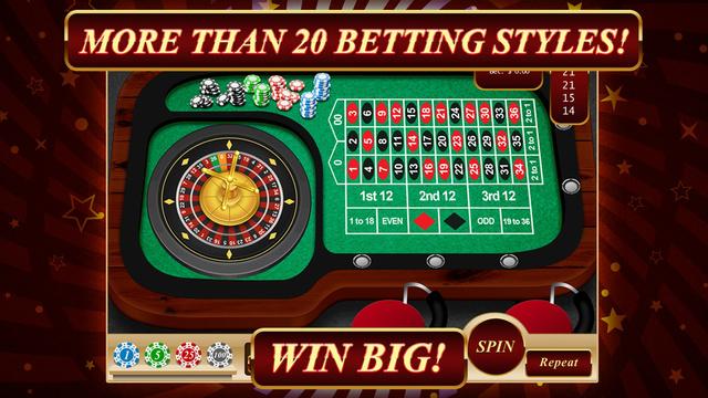 Casino Royale Roulette
