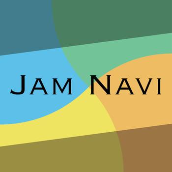 JamNavi LOGO-APP點子