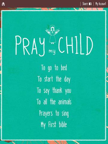 Pray My Child