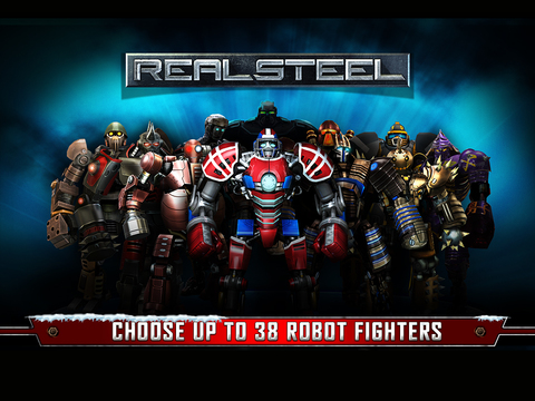 Screenshot #1 for Real Steel