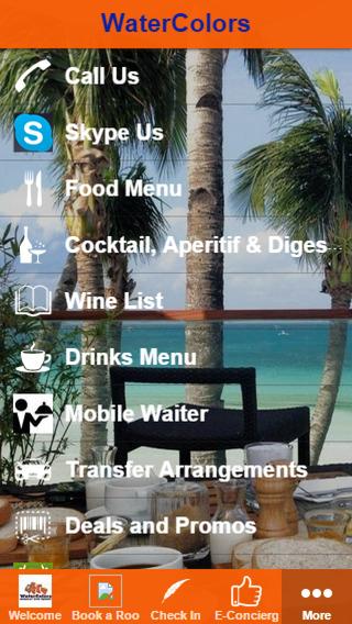 WaterColors App