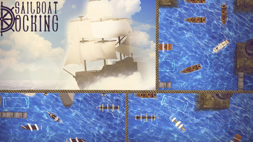 Sailboat Docking
