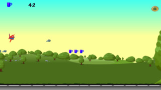 Plane Buzz Rush - Aerial Collecting Game for Kids Free