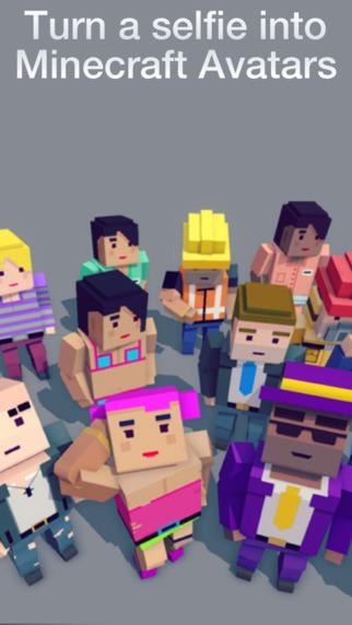 Insta3D for Minecraft - Skins Avatar Maker