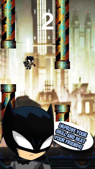 Dark Flight - Batman Version