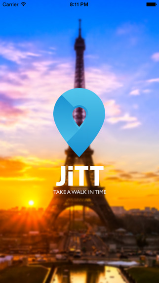 Paris Premium JiTT Audio City Guide Tour Planner with Offline Maps