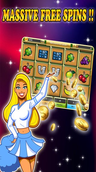 Jackpot Slots HD - New Bonanza Casino of the Rich with Multiple Paylines