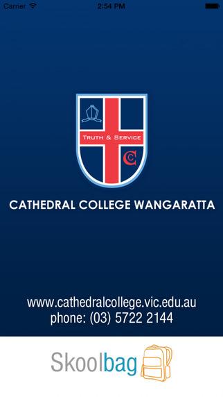 Cathedral College Wangaratta - Skoolbag