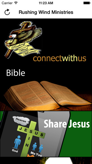 Rushing Winds Ministry - Student App