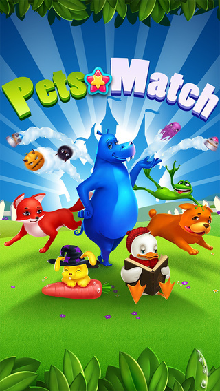 Pets Match by Candy Crush Ltd - Kids Version