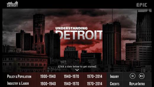 Understanding Detroit
