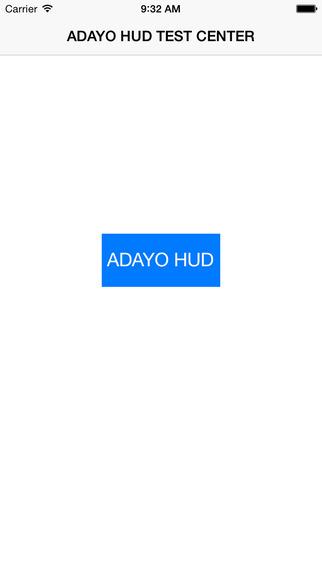 【免費工具App】HUD SDK-APP點子