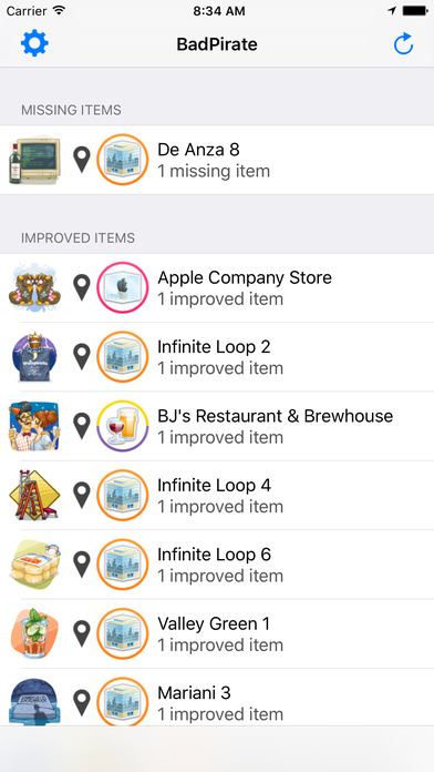PirateWalla iPhone Screenshot 1