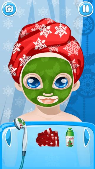 Spa Salon Christmas CROWN