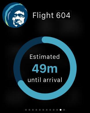 Alaska Airlines/Horizon Air Mobile App iPhone Screenshot 8