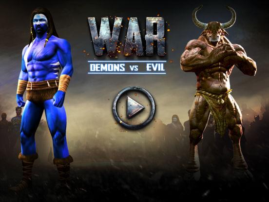 Demon Vs Evil screenshot 8