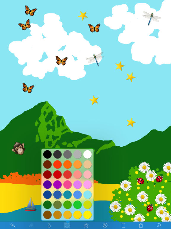 Kids Finger Painter Screenshots