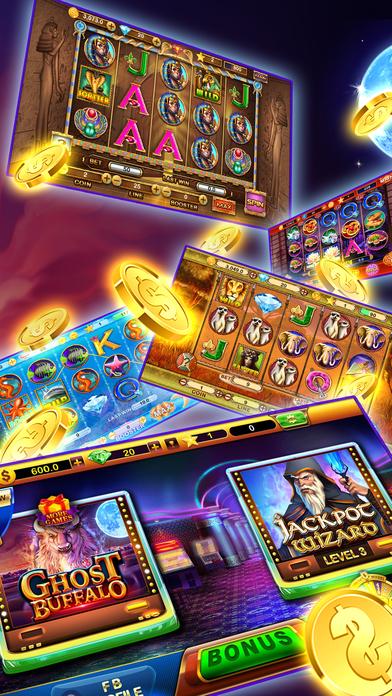 Screenshot 2 Игровые автоматы с игровым автоматом