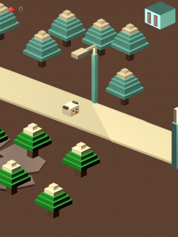 Mini Cubic Bear City Charger screenshot 6