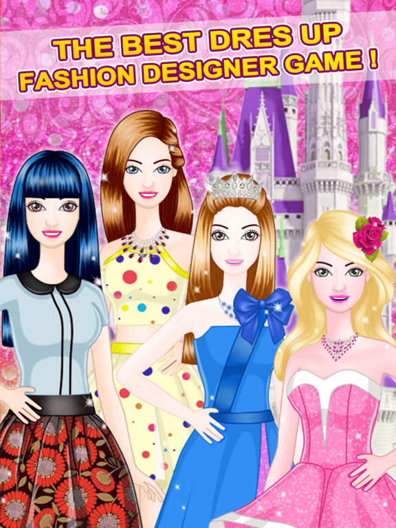 App Shopper Princess Dress Up Fashion Dolls Designer Games