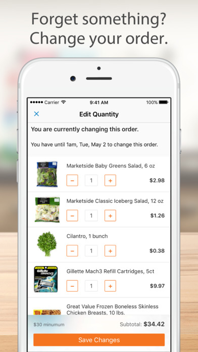 download Walmart Grocery apps 0