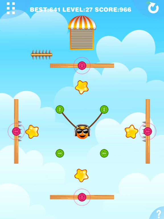 Gravity Orange 2 Screenshots