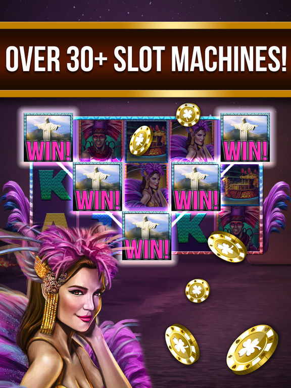 Slots: Hot Vegas Slot Machines - Free Slot Gamesscreeshot 4