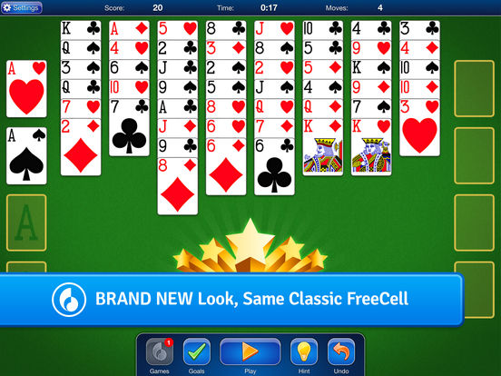 FreeCell Screenshots