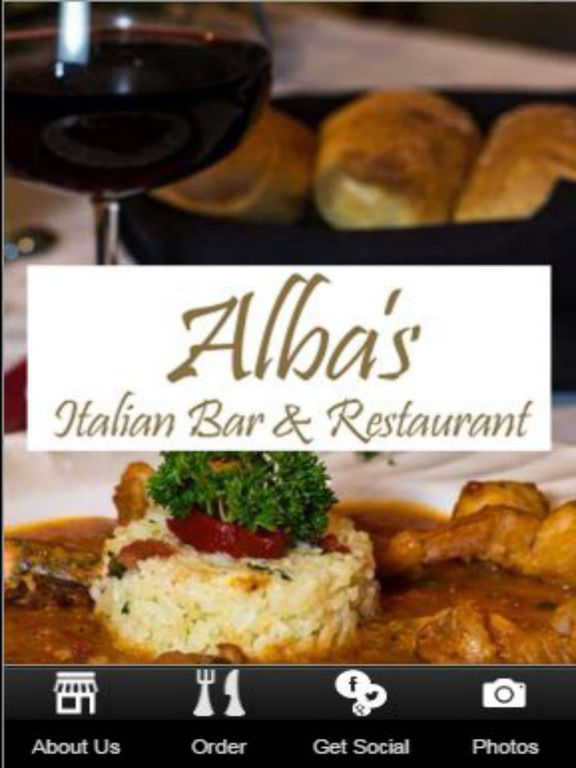 App shopper alba 39 s italian restaurant food drink for Amante italian cuisine deerfield beach
