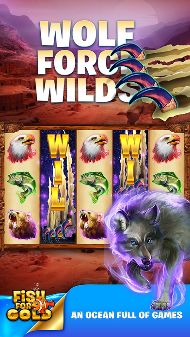 Screenshot 5 Fish for Gold Slots: Top Big Win Vegas VIP Casino