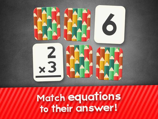 Multiplication Flash Cards Games Fun Math Practicescreeshot 2