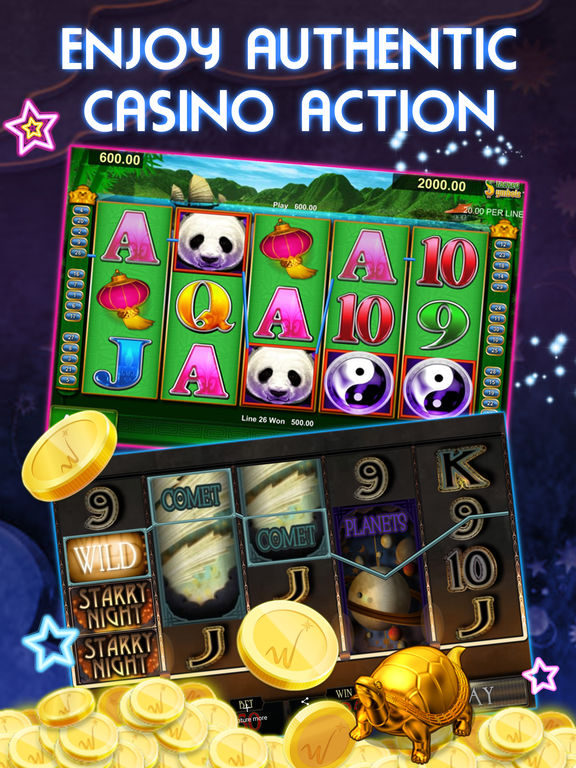 WinStar World Casino - Online eGames & eTablesscreeshot 1