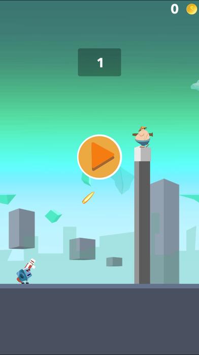 Ultimate Robot Gun Shooter Pro screenshot 1