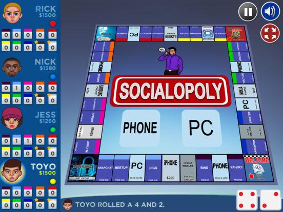 Socialopoly screenshot 4