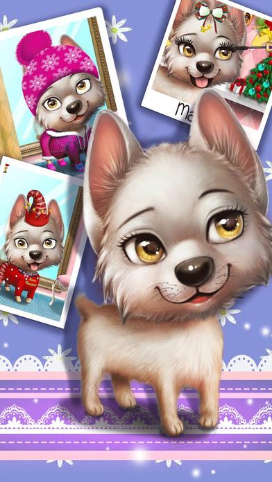 Screenshot 5 Animal Hair Salon for Christmas2017:BabyGames