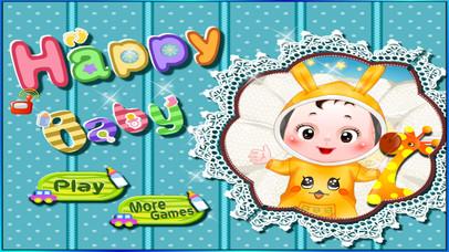 Игра счастливый ребенок купания Скриншоты3