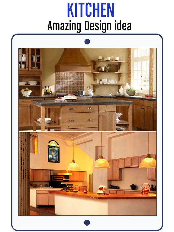 App shopper kitchen design ideas modular kitchen design for Kitchen design app