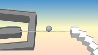 3D Ball Roll - TENKYU screenshot 2