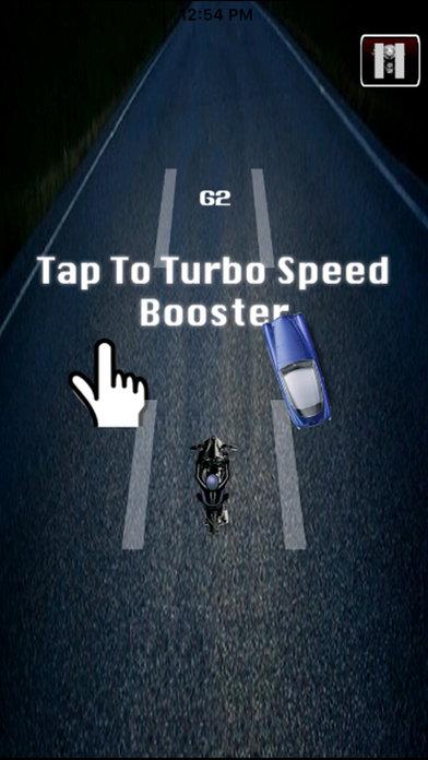 A Big Cyber Motorcycle Pro : Asphalt War screenshot 2