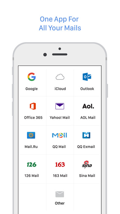 MailTime Email Messenger-Gmail,Yahoo Mail,Outlook Screenshot