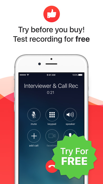 Call Recorder Unlimited - Record Phone Calls screenshot