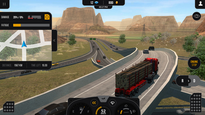 Screenshot for Truck Simulator PRO 2 in United States App Store